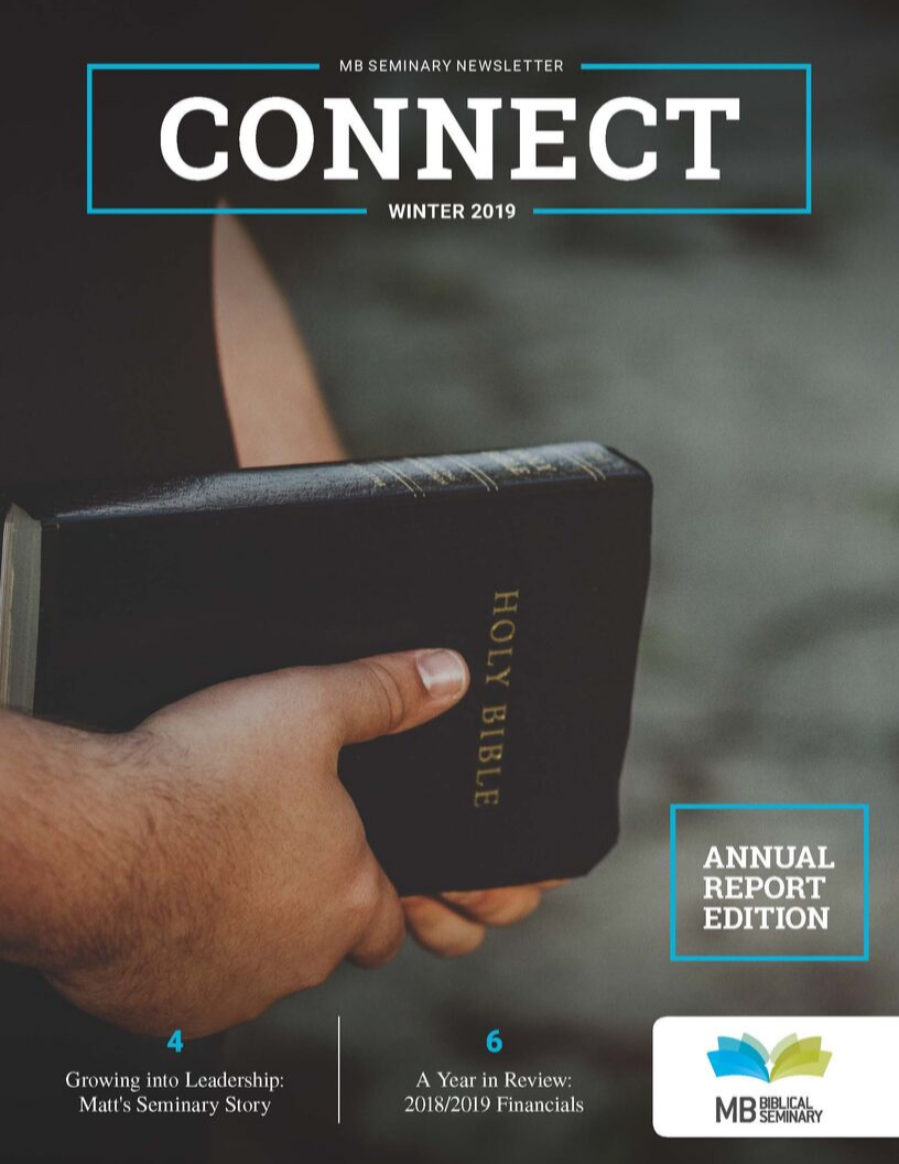 Connect – Annual Report 2019