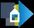 Teaching church, logo